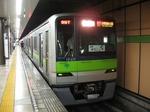 都営10-420F「東京横断TAMA ZOO」号、森下にて