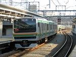E231系ヤマU-588、TK出場