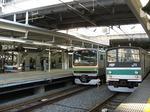Z08・U-588・ハエ12、大崎にて