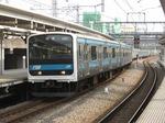 回9993Mのウラ24、大崎入線
