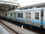 サハ209-96、大崎にて